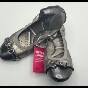 Dexflex Comfort ballet flats
